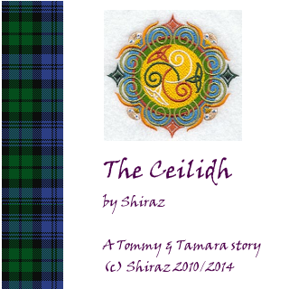 The Ceilidh – the first Tammyverse story