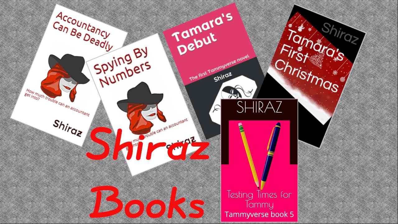 New site – Shiraz Books